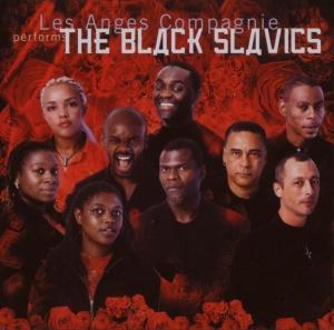 Black Slavics front cover